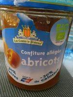 Confiture allégée abricot - Product