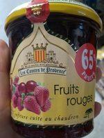 Confiture de Fruits Rouges - Product