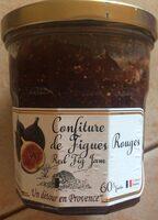 Confiture de figues rouges - Produit - fr