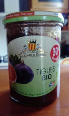 Confiture de figues bio - Product - fr