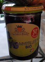 Confiture de Myrtille bio - Product - fr