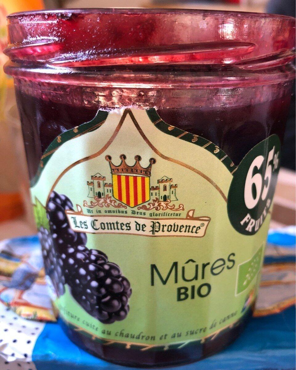 Confiture de Mûres Bio - Product - fr