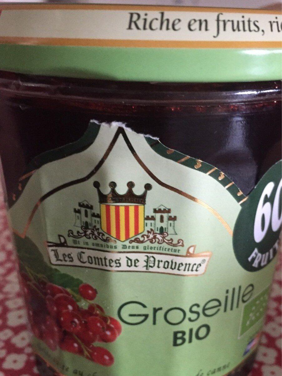 Gelée de Groseille Bio - Product
