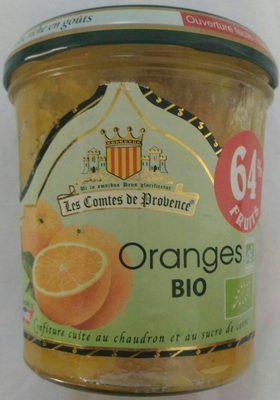 Confiture Orange Bio - Product