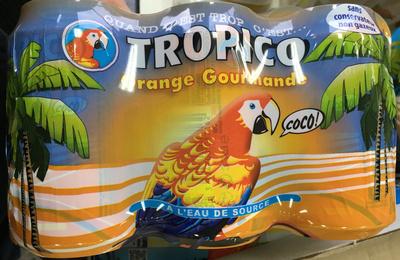 Orange Gourmande - Product