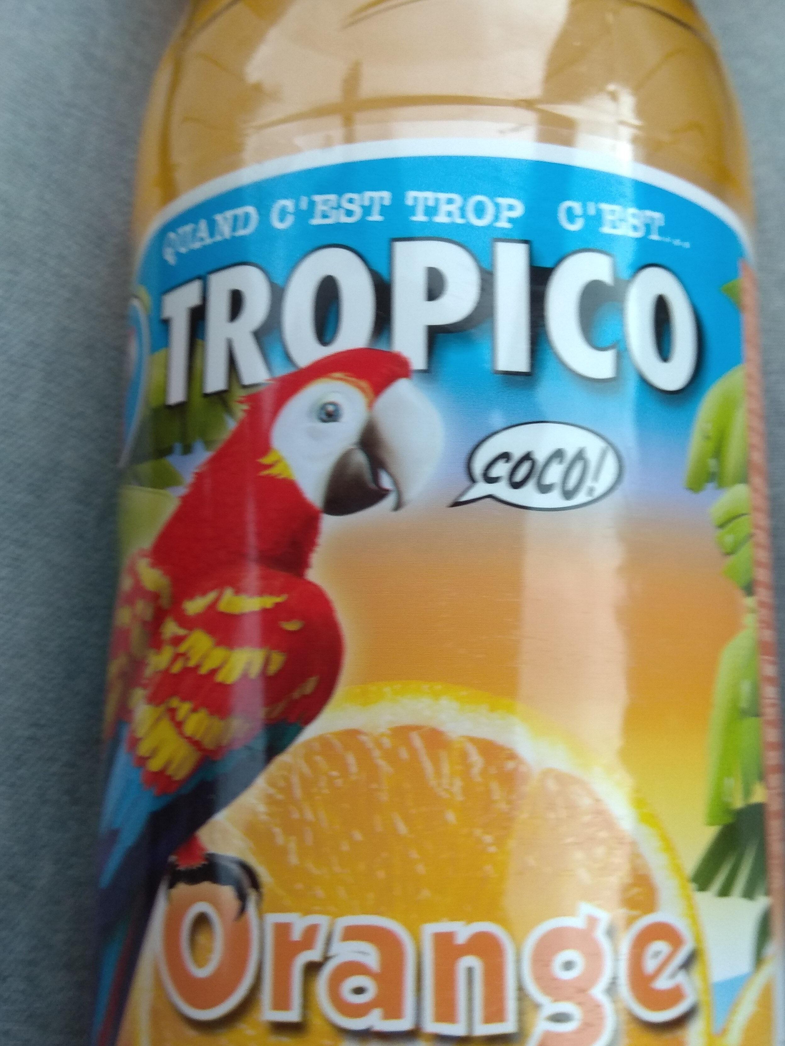 Orange Gourmande - Product - fr