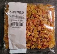 Raisin golden - Product - fr