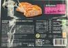 30 Feuilletés garnis au Jambon-Fromage, Surgelés - Produit