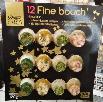 12 Fine bouch' - Product