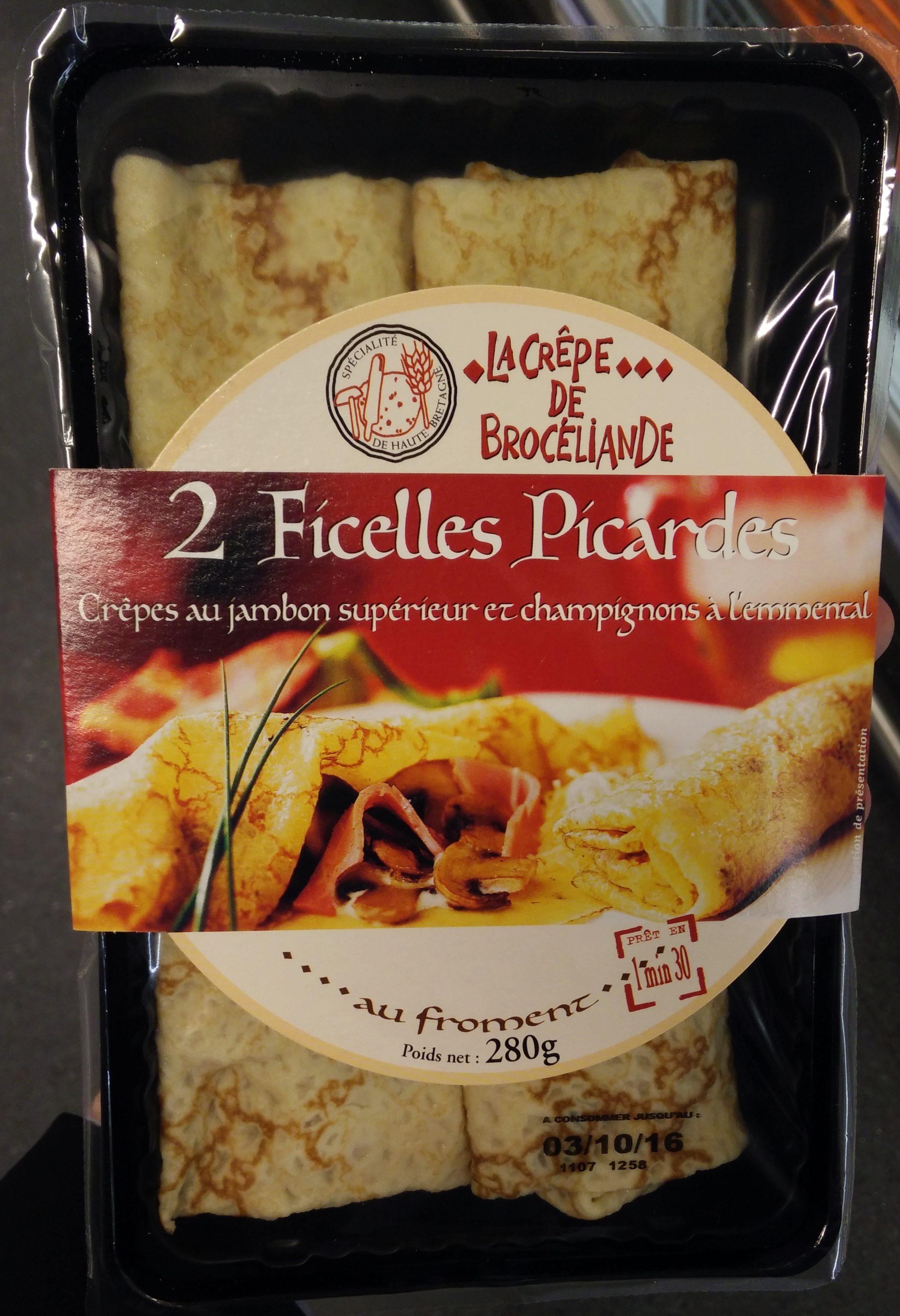 2 Ficelles Picardes - Produit - fr