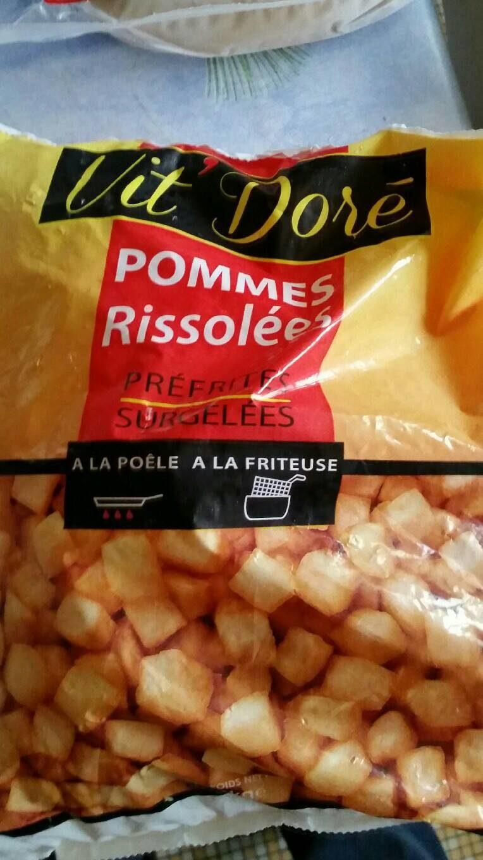 Pommes rissolées - Produit - fr