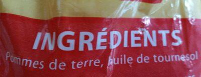Pommes rissolées - Ingrédients - fr