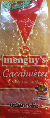 Cacahuètes - Product