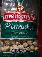 Pistaches Grillées à Sec Menguy's - Product - fr