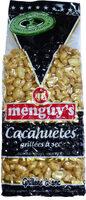 Cacahuètes grillées salées - Prodotto - fr