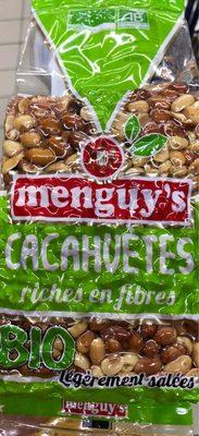 Cacahuètes Bio - Produit - fr