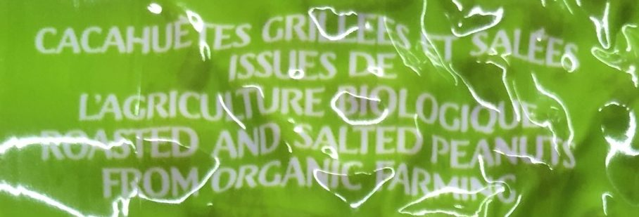 Cacahuètes Bio - Ingredients - fr