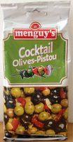 Menguy's Cocktail olives pistou le paquet de 250 g - Product