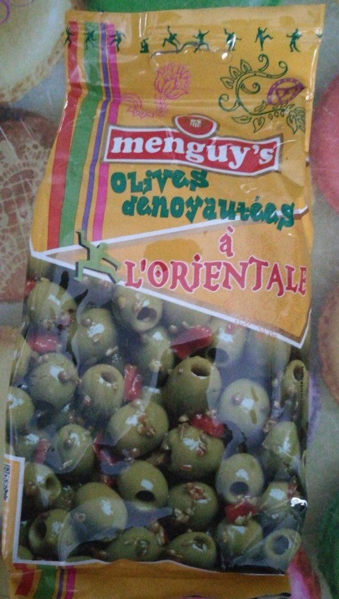 Olives dénoyautées à l'orientale - Product