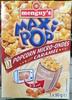 Popcorn micro ondes goût caramel - Produit