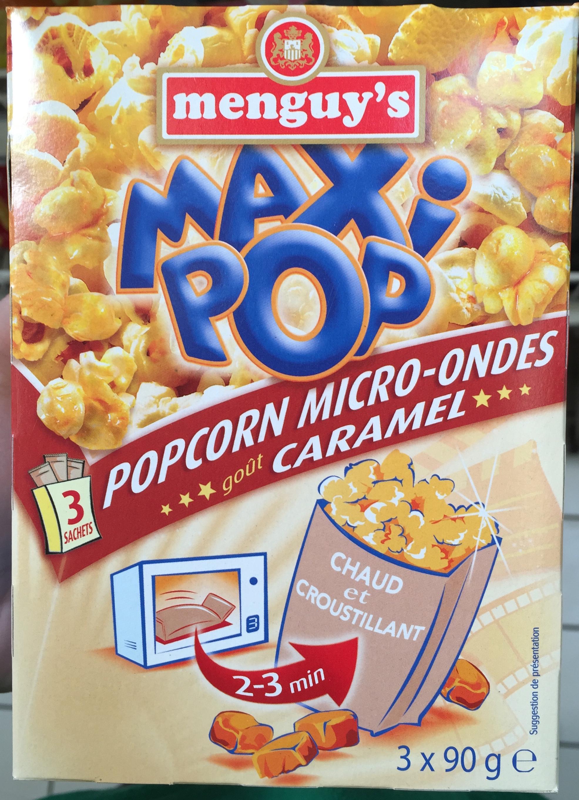 kalorier popcorn mikro