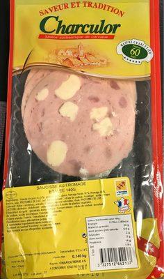 Saucisses au fromage étalée - Produit - fr