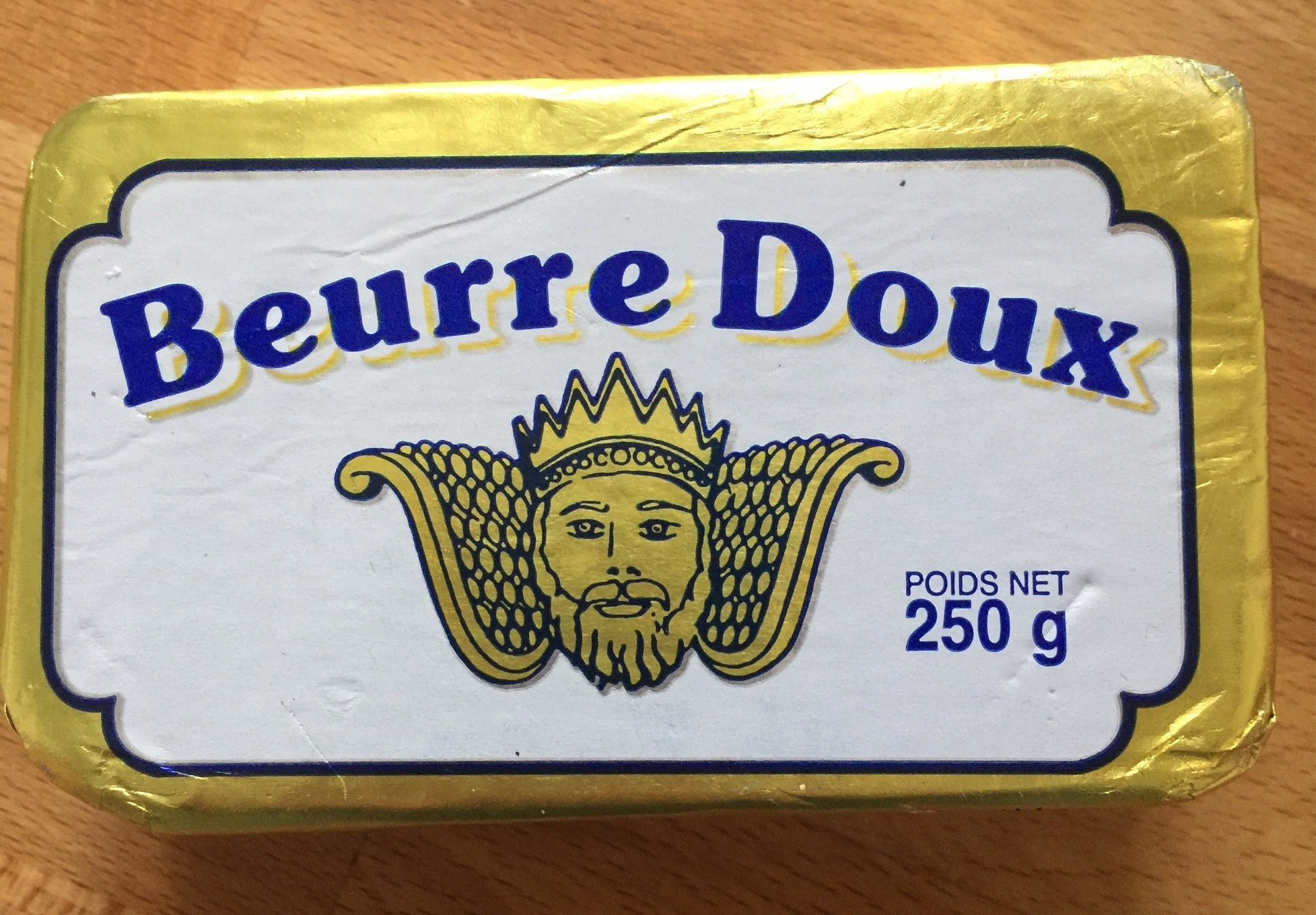 Beurre doux - Product - fr