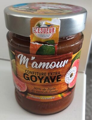 Confiture Extra Goyave - Product - fr