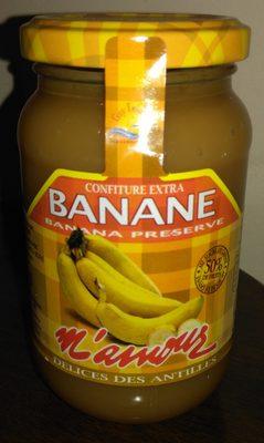 Confiture Banane - Product