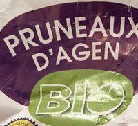 Pruneau d'Agen Bio - Ingredients - fr