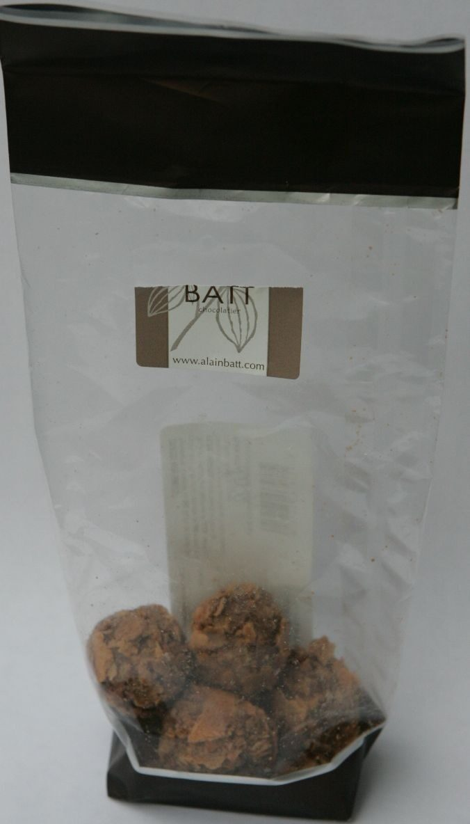 Truffes Bergamote - Product - fr