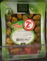 Olive Cassée Piquante - Produit - fr