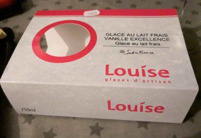 Louise glace d'artisan - Produit - fr