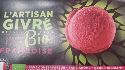Framboise bio - Product - fr