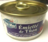 Emietté de thon - Product - fr