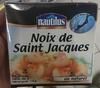 Noix de Saint Jacques au Naturel - Produit
