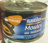 Moules au naturel - Product