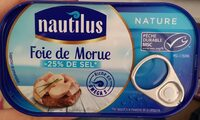 Foie de morue -25% de sel - Product - fr