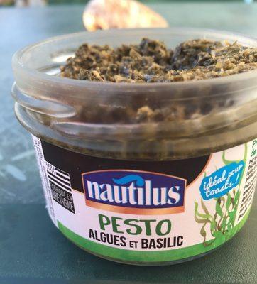 Pesto Algues et Basilic - Product - fr