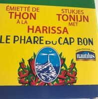 Émietté de thon à la harissa - Product - fr