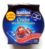 Crabe des mers chaudes - Produit