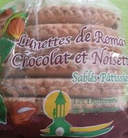 Lunettes  de Romans - Produit - fr