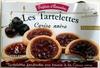 Les Tartelettes Cerise noire - Produit