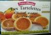 Les Tartelettes Abricot orangé de Provence - Produit