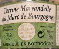 Terrine Morvandelle au marc de Bourgogne - Product - fr