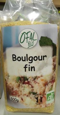 Boulgour fin - Produkt