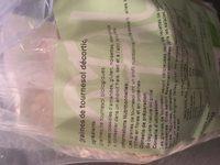 Graines de tournesol décortiquées bio - Ingrédients - fr