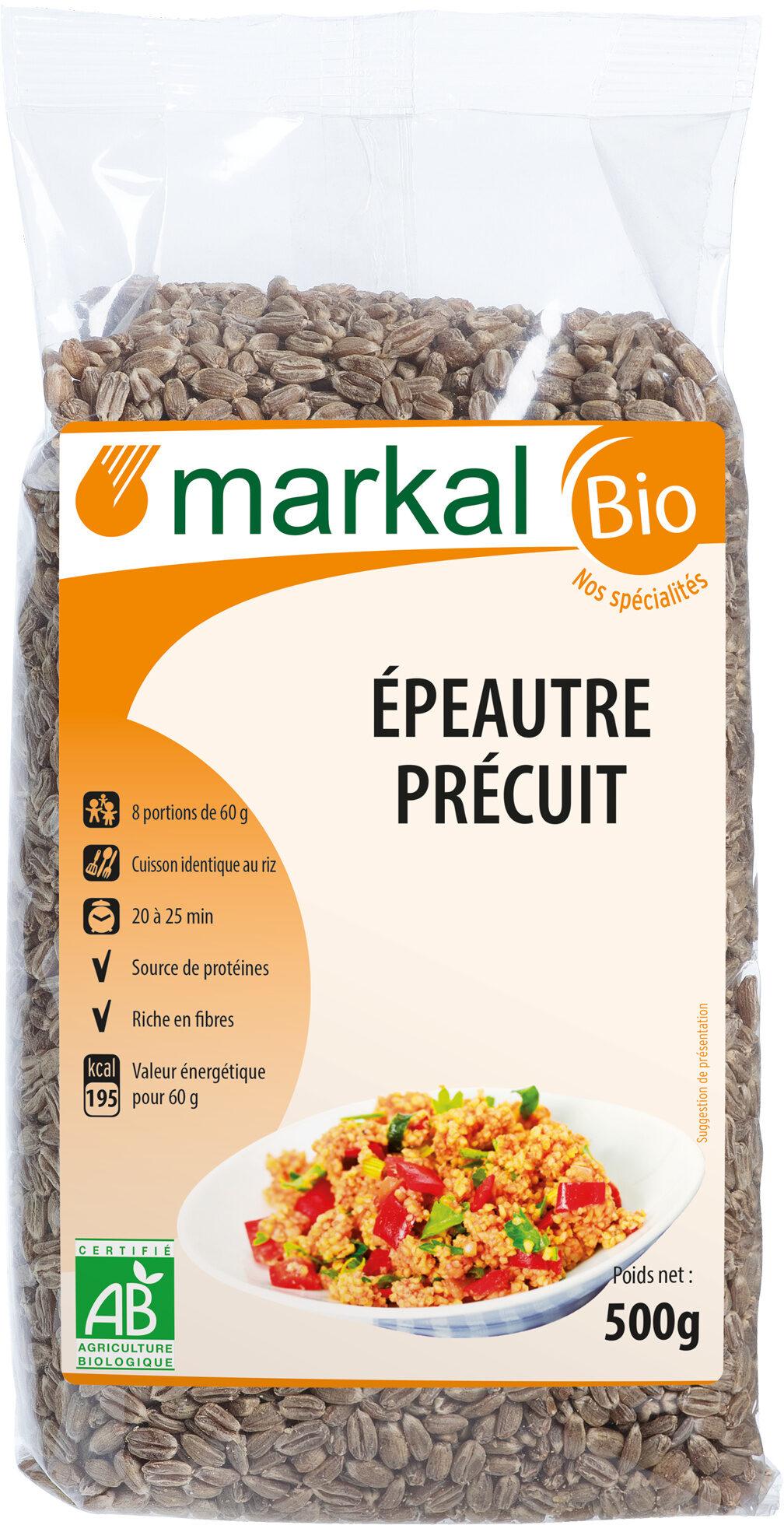 Epeautre Précuit - Prodotto - fr