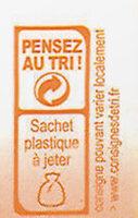 Epeautre Précuit - Istruzioni per il riciclaggio e/o informazioni sull'imballaggio - fr