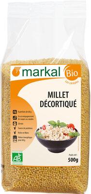 Millet Décortiqué - Prodotto - fr